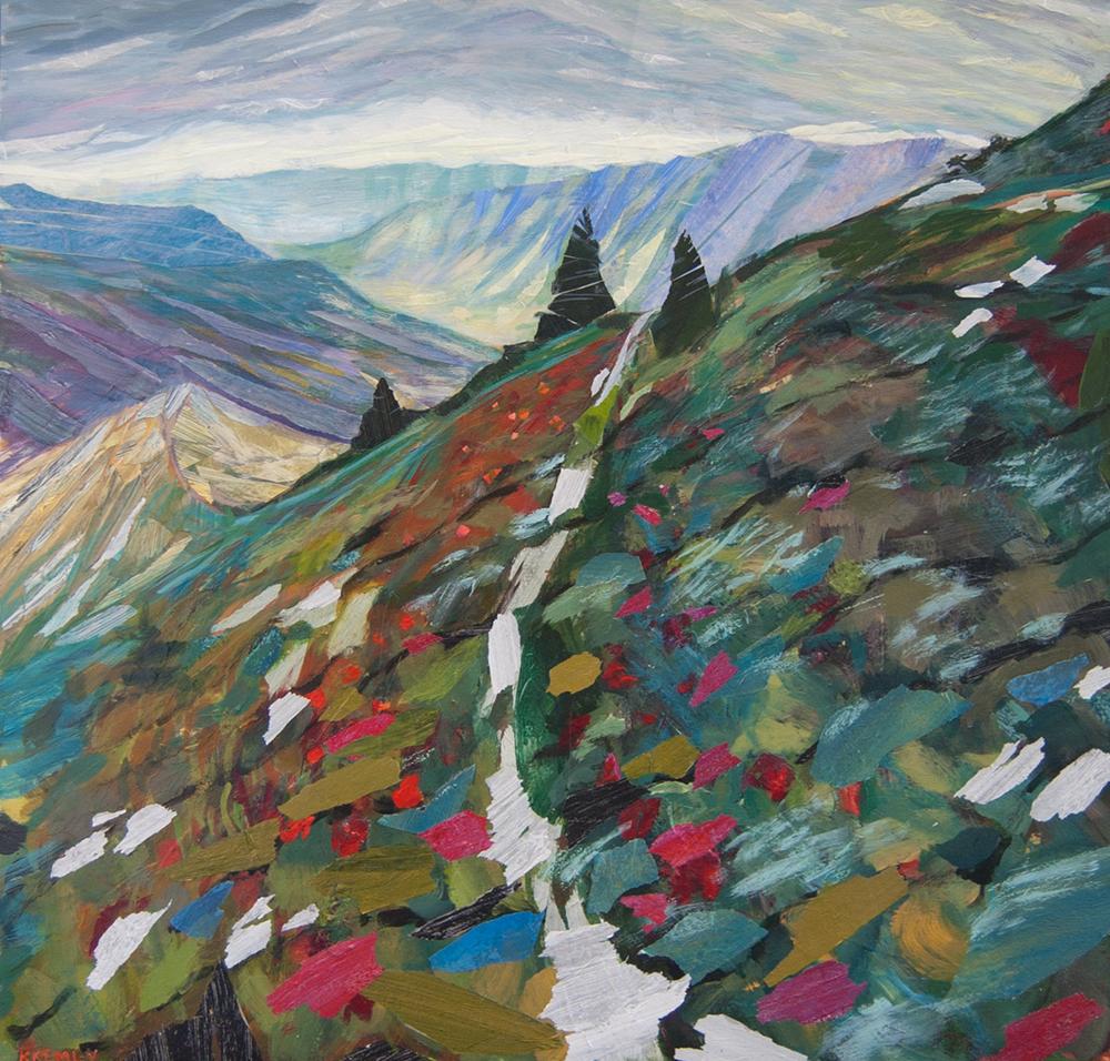 First Snow – Nason Ridge