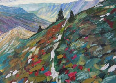 First Snow-Nason Ridge